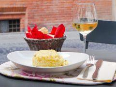 Italialainen ruoka on kuin mummon pehmeä halaus