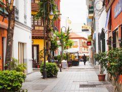 Jos menet Kanarialle, mene Teneriffan Puerto de la Cruziin