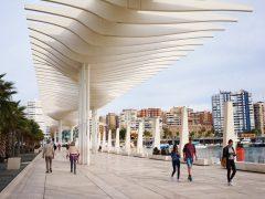 Málaga - reissun loppu ja haaveiden alku