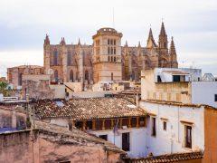 Historiallinen Hotel Dalt Murada ja viimeinen yö Mallorcalla