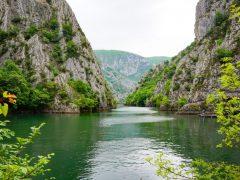 Päiväretki Skopjesta Matka-kanjonille