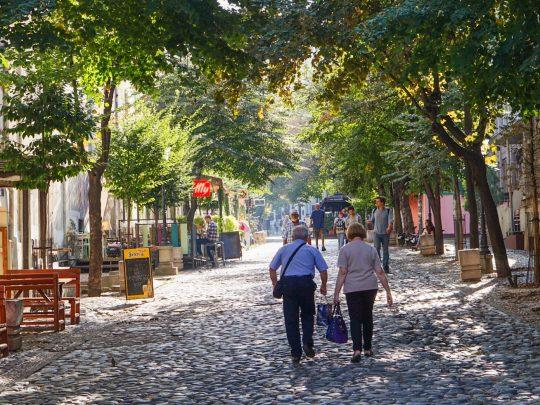 Viisi syytä ihastua Belgradiin