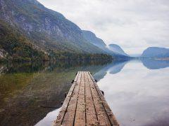 Patikointia Sloveniassa: Bohinj-järven ympäri