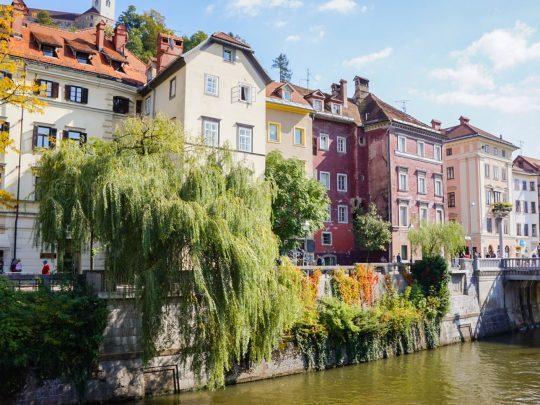 Ljubljana, oletpas herttainen!