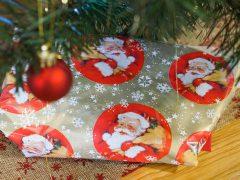 Joulupaketin lähettäminen Kreikasta Suomeen